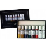 Golden Fluid Acrylic 0.7 lbs Acrylic Fluid Acrylic Set  8 color (918)